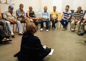Reunião do Movimento Cidadão Comum